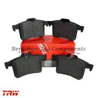 XK X150 Rear Brake Pads C2D3792