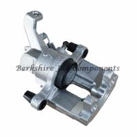 XJ 2010 Rear Brake Caliper Right Hand Silver C2D35333