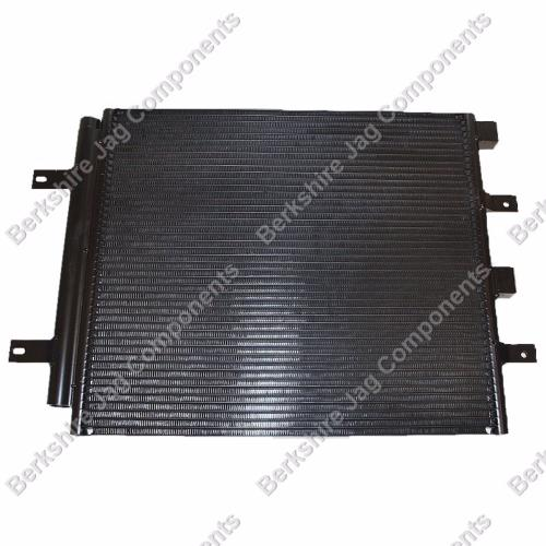 XK X150 Late Air Conditioning Condenser Petrol XR856373