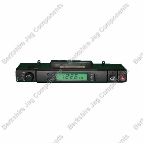 X300 Digital Clocks (Non Heated Seats) LNA6292CA