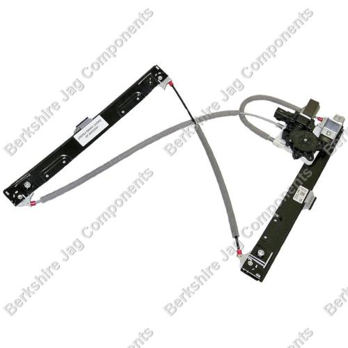 XF Window Monitor and Regulator Right Hand Front C2Z31200