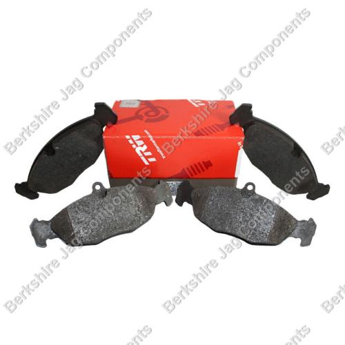 XK8 and XKR Rear Brake Pads JLM21918