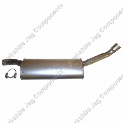 XJ8 Rear Exhaust Silencer Right Hand NNG6784AA