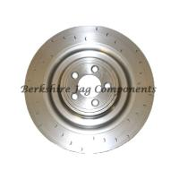 XK X150 Front Right Hand Brake Disc Alcon 400mm Grooved C2P10564
