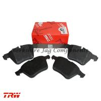 X350 Front Brake Pads C2Z14096