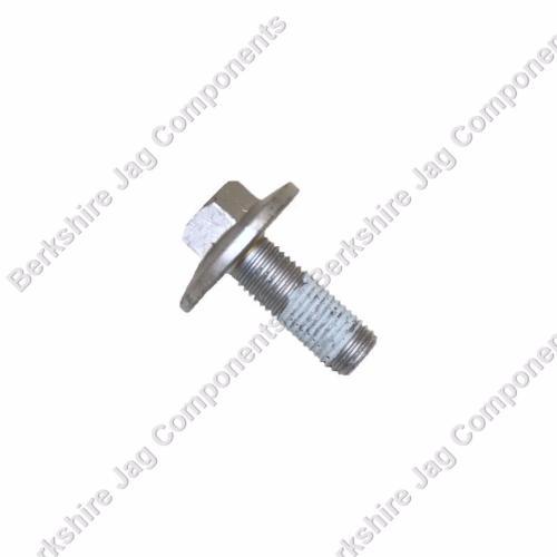 xj8 crankshaft front damper bolt v8 aj89909
