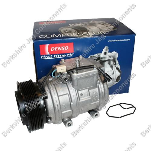 XK8 Air Conditioning Compressor MCA7300AE
