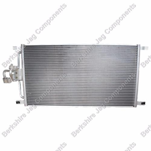 XK8 Late Air Conditioning Condenser MJD7390AE