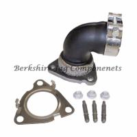 S Type Diesel Left Hand Catalytic Converter Repair Kit C2C41813