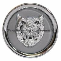 Alloy Wheel Badges Grey and Silver MNA6249GA