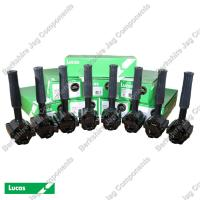 XJ8 2 Pin Ignition Coil Set (Set of 8) LCA1510ABSET