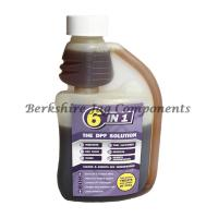 EEC 6 in 1 Diesel Fuel System EGR Valve DPF Cleaner Solution