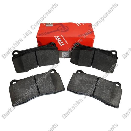 XKR Front Brake Pads MXD1550AB