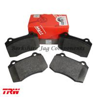 XKR Rear Brake Pads MXD2750AA