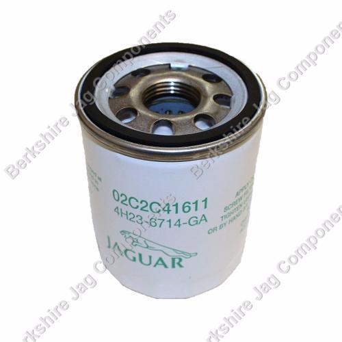 JAGUAR XK8 LATE OIL FILTER C2C41611