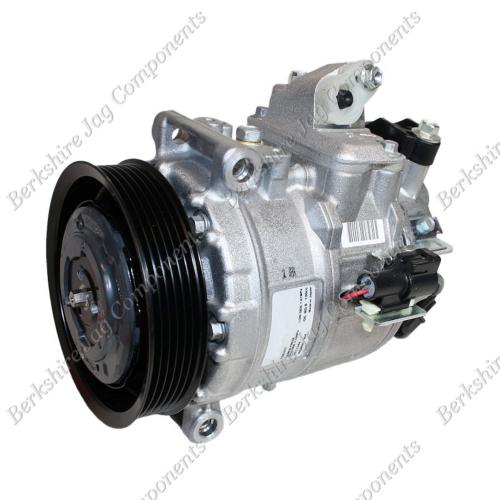 X350 XJR V8 Air Conditioning Compressor C2C39500