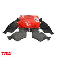 XK8 and XKR Front Brake Pads JLM21917