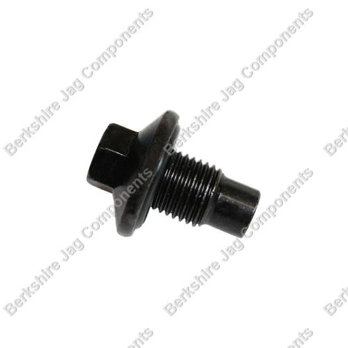 XK8 Engine Oil Drain Plug Bolt With Seal AJ83017
