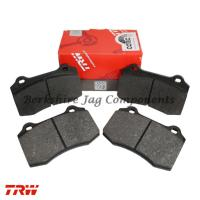 S Type Rear Brake Pads C2C24016