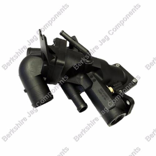XF Thermostat & Water Outlet PipeAJ811793