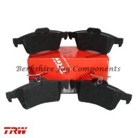 S Type Rear Brake Pads C2P17595