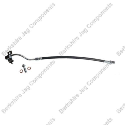 S Type Rear Brake Hose Left Hand C2C3559
