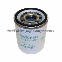 XK X150 Late Oil Filter C2C41611