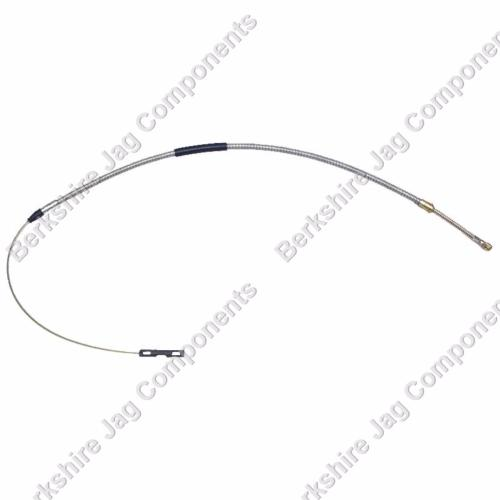 XK8 Rear Handbrake Cable Left Hand MNA2743AA