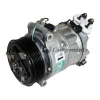 XF 3.0 TD Air Conditioning Compressor C2D38611