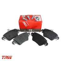 X Type Rear Brake Pads C2S33408